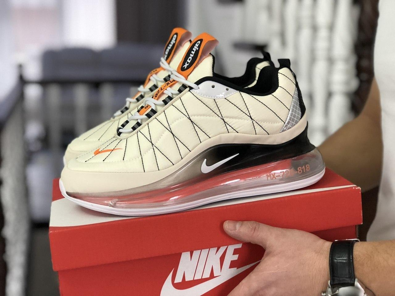 "Кроссовки Nike Air Max MX 720 818 Shattered Backboard ""Бежевые"""