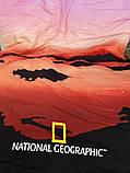 Стеганное одеяло-покрывало  National Geographic, фото 5