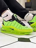"Мужские кроссовки Nike Air Max 720 ""Green Neon"", фото 3"