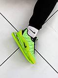 "Мужские кроссовки Nike Air Max 720 ""Green Neon"", фото 5"