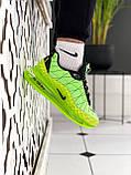 "Мужские кроссовки Nike Air Max 720 ""Green Neon"", фото 4"