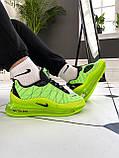"Мужские кроссовки Nike Air Max 720 ""Green Neon"", фото 2"