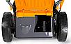 Газонокосилка бензиновая с приводом POWERMAT PM-KSS-700SH, фото 7