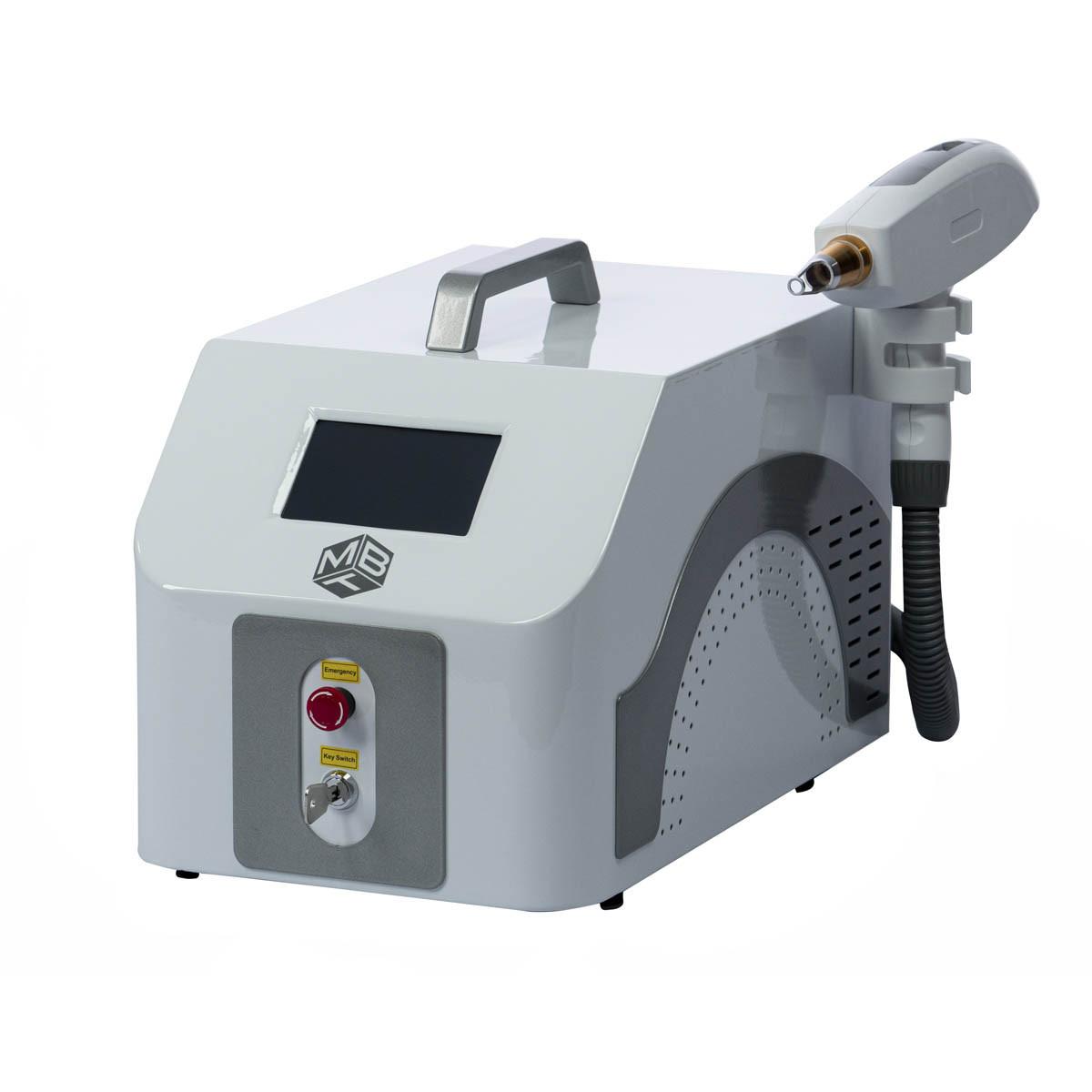 Лазер для видалення тату і карбонового пілінгу MBT-800WY