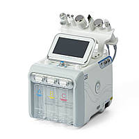 Аппарат аквапиллинга и гидропилинга 7 в 1 NV-W05X+мезотерапия+RF+скрабер