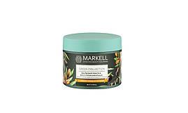 Бальзам-маска для волос Markell Green Collection восстанавливающая, 300 мл арт. 17170