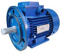 Видео работы электродвигателя АИР80В4 1,5 кВт 1500 об/мин на холостом ходу!