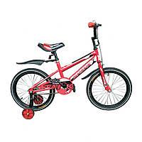 """Велосипед детский 14""""для мальчиков 8,5"""" SPARK KIDS TANK"""