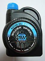 Моторное масло Silver Wheel, для 2-тактного двигателя