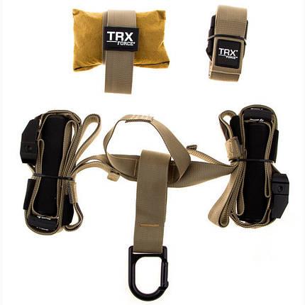Петли подвесные тренировочные TRX Force, фото 2