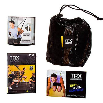 Петли подвесные тренировочные TRX Professional, фото 2
