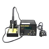 Паяльная станция BAKU BK936D паяльник с блоком регулировки и цифровой индикацией