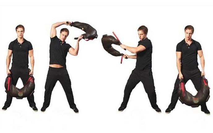 Мешок Болгарский тренировочный Bulgarian Bag 7 кг, фото 2