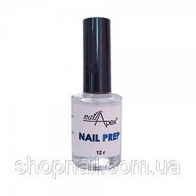 Знежирювачах-дегидратор нігтів Nail Prep Nailapex, 12 мл