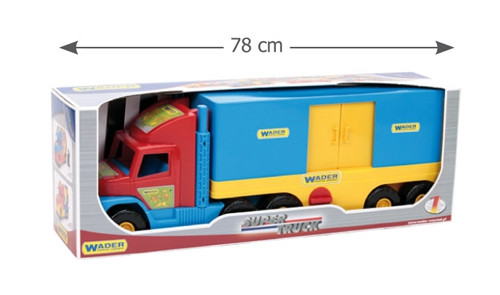 Автофургон Wader Super truck