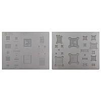 3D BGA трафарет  A11 для iPhone 8/8 Plus
