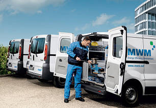 Обслуживание и ремонт газопоршневых двигателей MWM (когенерация)