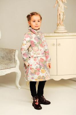 Демисезонное пальто-курточка трансформер Мия размеры 26-32