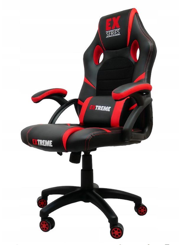 Геймерское, компютерное, игровое кресло Extreme EX