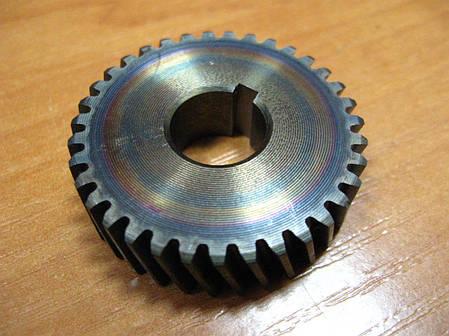 Шестерня дисковой пилы Зенит 12х37 мм 35 зубов влево, фото 2