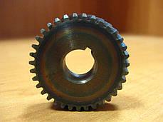 Шестерня дисковой пилы Зенит 12х37 мм 35 зубов влево, фото 3