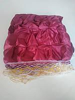 Ритуальное покрывало атлас, фото 1
