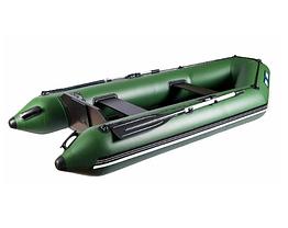 Лодка надувная моторная Aqua-Storm stm 280 двухместная моторная
