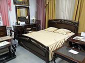 Спальня  в классическом стиле Доминика из массива ольхи