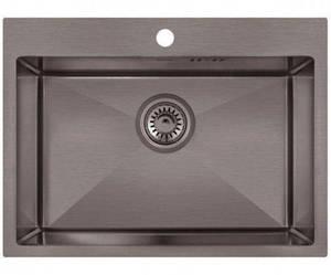 Кухонная мойка Imperial D5843BL PVD black Handmade 2.7/1.0 mm IMPD5843BLPVDH10
