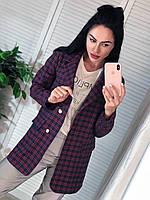 Женский удлинённый пиджак (2 цвета)