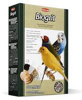 Padovan (Падован) Biogrit Биогрит Минеральная подкормка для декоративных птиц 700 г