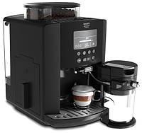 Кофе машина KRUPS EA819N10 зерновая, автоматическая