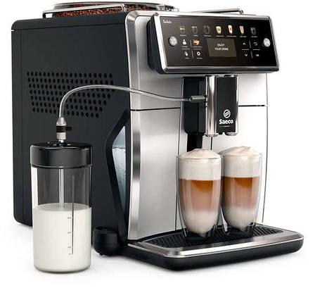 Кофемашина SAECO SM7581/00 зернова, автоматична, фото 2