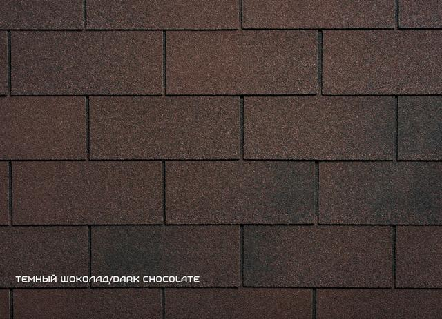 RUFLEX tab- Темный шоколад, Dark Chocolate