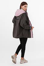 Ветровка женская с капюшоном 2103