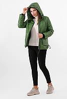 Куртка женская демисезонная короткая 9155