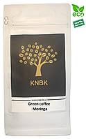 Зеленый кофе с экстрактом Моринги 250 г. молотый (для похудения)