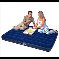 Надувний матрац ліжко Intex 64755