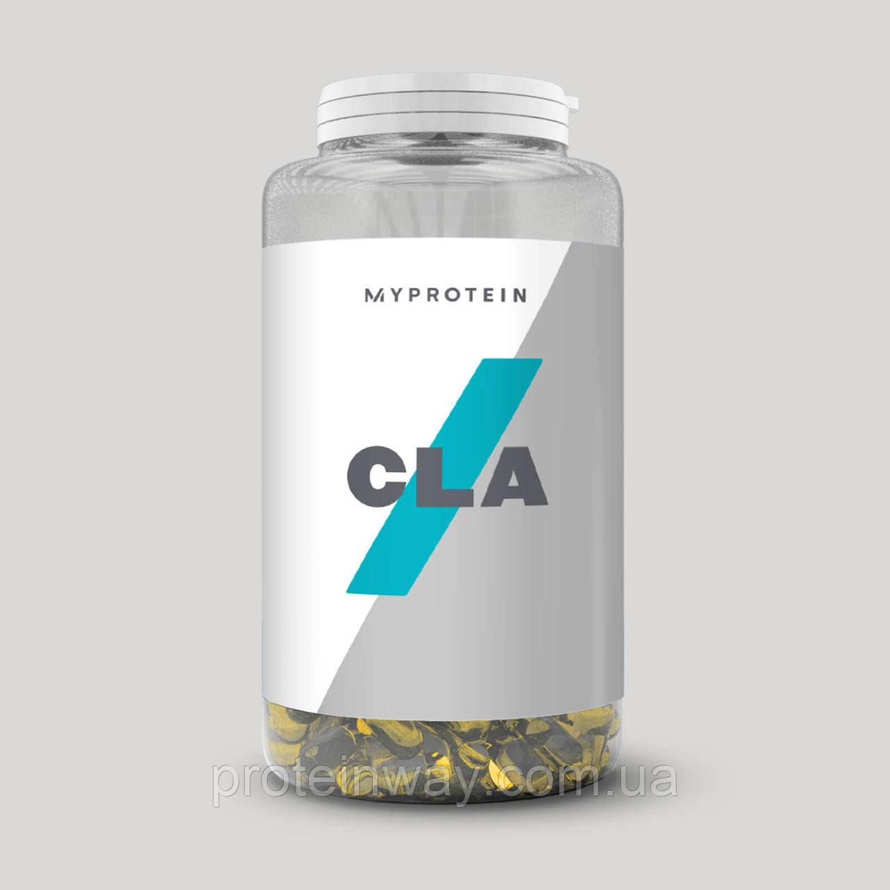 MyProtein Конъюгированная линолевая кислота CLA 1000mg Softgels 180 капс
