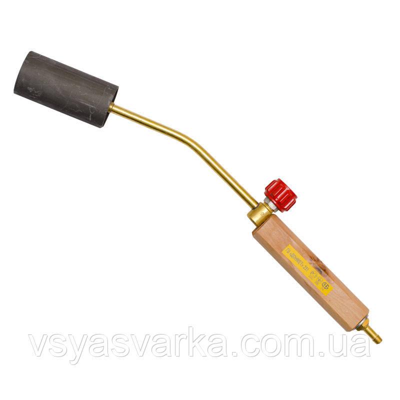 Горелка газовоздушная ГВ Донмет 231 мундштук №1 (вентиль)