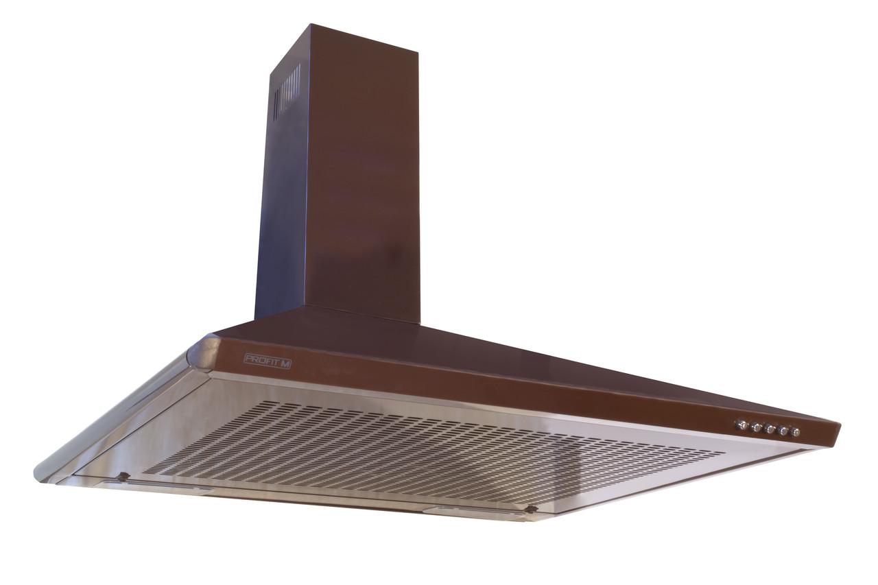 Витяжка (ProfitM)НЕ стандарт 70х80 (750)  коричневий