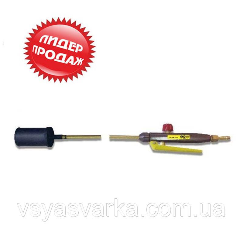 Горелка газовоздушная ГВ Донмет 250У L=880 мм (рычаг)