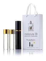 Мини-парфюм Escentric Molecules 01, унисекс 3х15 мл
