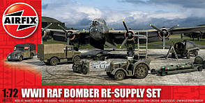 Bomber Re-supply Set. 1/72 AIRFIX 05330