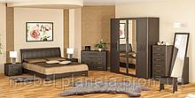 """Модульна спальня """"Токіо"""" (Мебель-Сервіс)"""