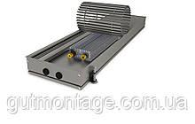 Конвектор внутрипольный: КПЕ 270.1000.80. Радиатор для панорамного остекления. Конвектор алюминиевый корпус