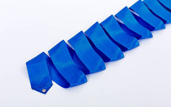 Лента для художественной гимнастики без палочки(нейлон, l-6 м,), фото 2