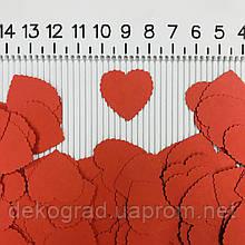 Набір вирубки Сердечка 10шт