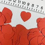 Набор вырубки Сердечки 10шт, фото 2