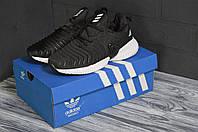Кроссовки спортивные женские Adidas Alphabounce Instinct осенниеЧерные